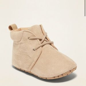 Faux-Suede Desert Boots for Baby